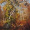 "The Glory of Autumn Oil, 30"" x 24"""