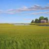 "Salt Pond, Nauset, Cape Cod Oil,  30"" x 40"""